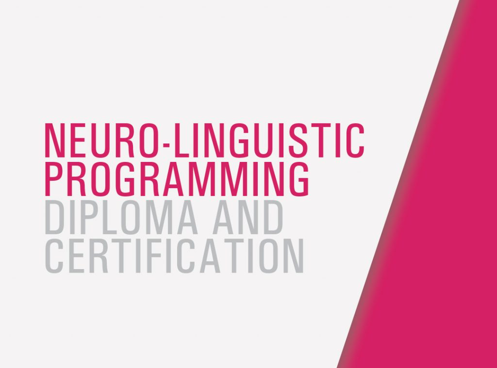 Neuro Linguistic Programming Diploma and Certification
